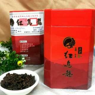 農會直送_紅烏龍四兩罐 Red Oolong Tea 150g_附發票