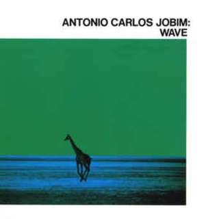 Antonio Carlos Jobim Wave cd