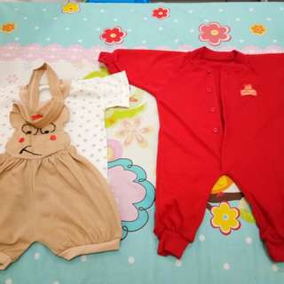 Sleep suit&setelan baby