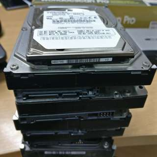 Used SATA Hard Drive