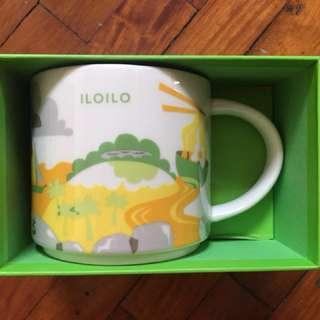 🇵🇭 Starbucks You Are Here Mug ILOILO