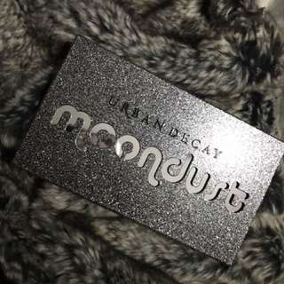 Moondust urban decay eye shadow pallet