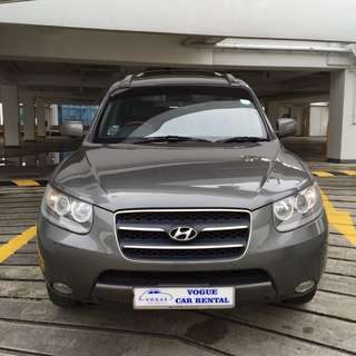 Choa Chu Kang Car Rental