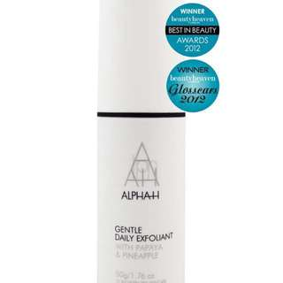 Alpha H - Gentle Daily Exfoliant RRP$55