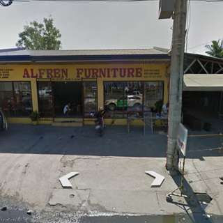 Commercial space for rent in angeles infront of marquee mall