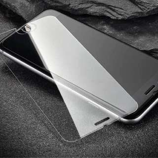 iPhone 8/7/6 PLUS TEMPERED GLASS screen protector
