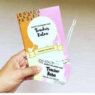 Personalised notebook custom doodlebooks Xmas gifts door gifts