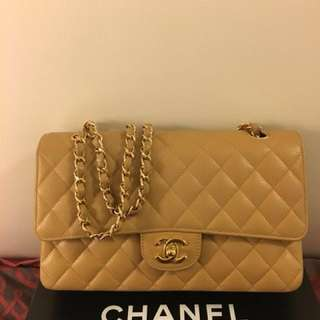 Chanel Medium  classic flap bag 即日起至25/11 $27,000發售