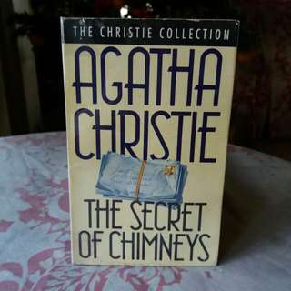 FREE SHIPPING! The Secret of Chimneys