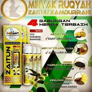 Minyak Zaitun Zamdurrani
