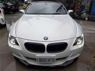 正BMW M6 雙門跑車 V10引擎