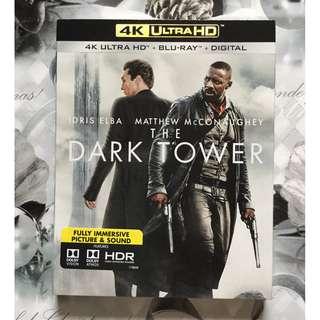 🆕 The Dark Tower 4K UHD + Blu Ray