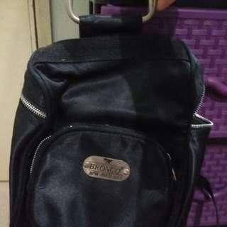 BRONCO black backpack