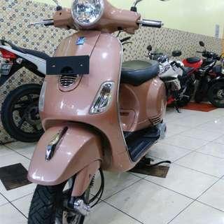 Vespa Piaggio LX150v3ie tahun 2013