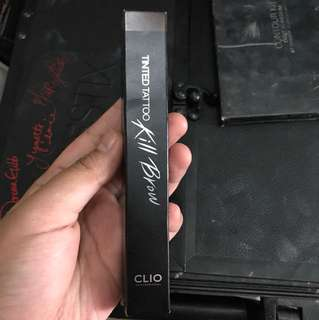 Tinted brow kill brow by clio