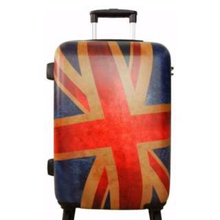 Barry Smith Luggage (Flag design)