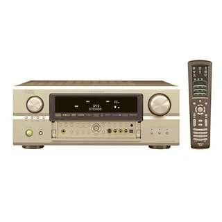 AVR 3806 Denon Silver