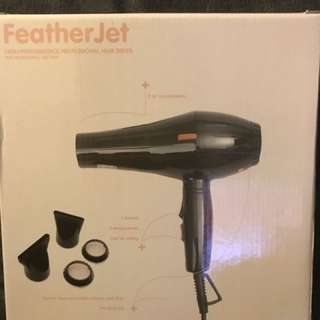Featherjet High Performance Professional Hair Dryer
