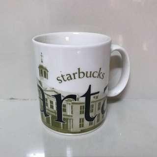 Starbucks Coffee City Mug Series