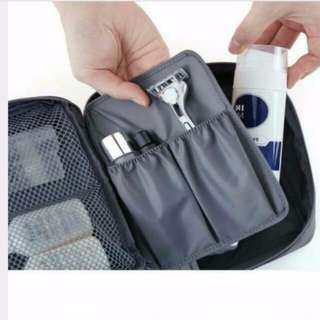 Travel Pouch/ Travel Organiser/ Travel Bag/ Makeup Pouch/ Organiser/ Travel Toiletries Bag/ Toiletries Pouch (IN STOCK)