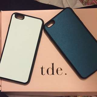 TDE leather phone cases
