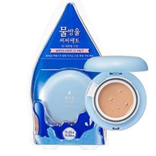 Holika Holika Water Drop CC Pact, No.2 Natural Skin