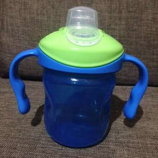 Playtex spill-proof sippy cup