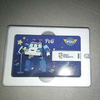Poli Limited Edition 16GB Thumbdrive