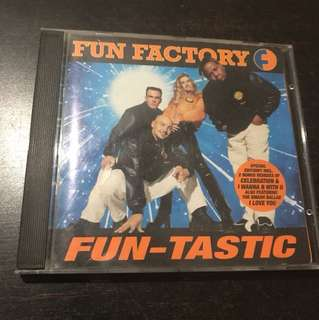 CD Fun Factory Fun-Tastic