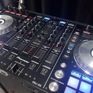 Pioneer DDJ SX controller serato dj