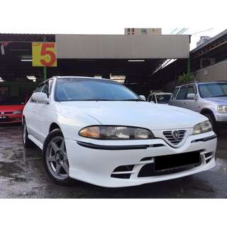 Proton Perdana 2.0 V6 Engine (A) Sudah Cat 1 Body Alfa Bodykits 2002/03