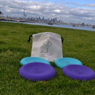 Yoga and Pilates Silicone Pads