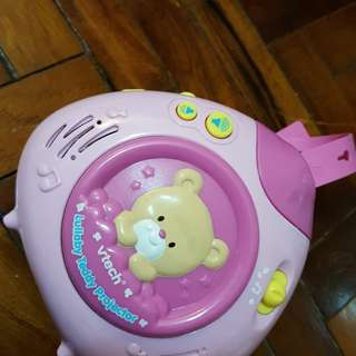 Vtech lullaby projector