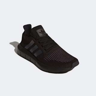 (INSTOCK) Adidas Swift Run Triple Black