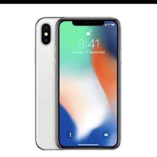 Sealed iPhone X 256gb