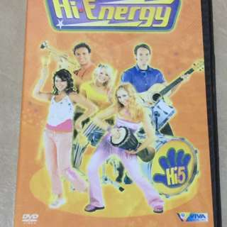Original DVDs and VCDs