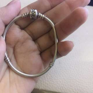 AUTHENTIC BNEW PANDORA COLLIER 16CM