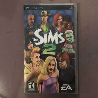 The Sims 2 (PSP UMD)