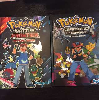 Special Pokemon Guidebook hardcover!!!