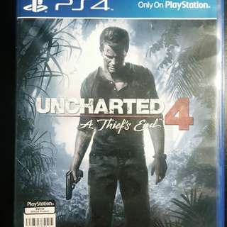 PS4 / Uncharted 4 - A Thief's End