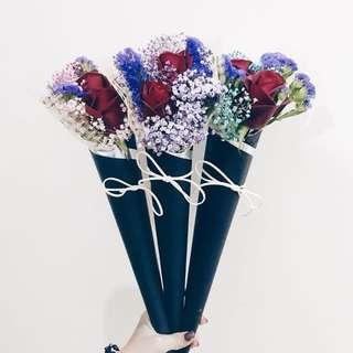 2s rose cone