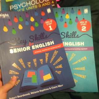 Key Skills English books insight