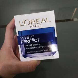 NEW LOREAL WHITE PERFECT