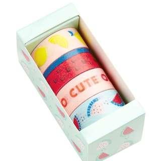 Kikki.k Washi Tape Set