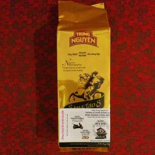 越南中原8號咖啡粉(貂鼠咖啡)
