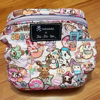 BNWT Jujube Donutella Sweet Shop Fuel Cell - mozz, donutella with balloons, jelly beans donutella pp