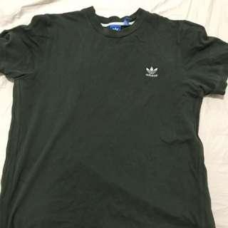 Adidas T-shirt Green