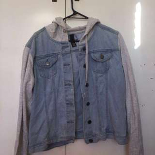 Factorie jean jacket size XL
