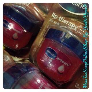 Vaseline Lip Therapy 💋💋💋