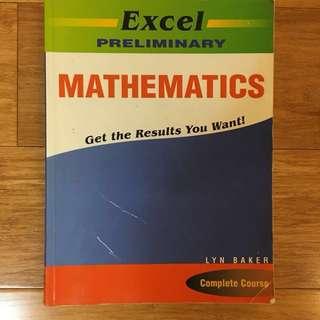 Mathematics preliminary